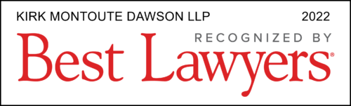 Best Lawyers Recognition Badge